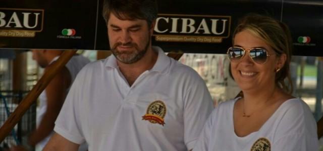 André Peixoto Lobão e Fernanda Carneiro
